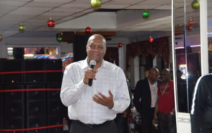 Min. Harmon reiterates call for diaspora to invest in Guyana