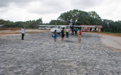 $69 MILLION Bemichi airstrip completed