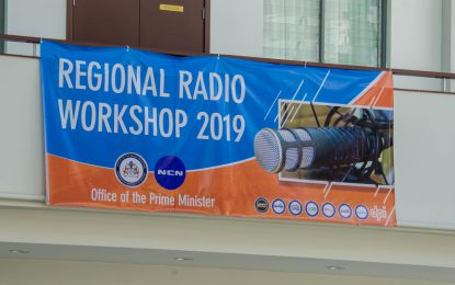 Regional Radio Workshop 2019 a success
