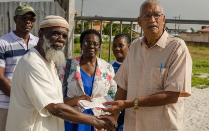 $1.5 MILLION for Samatta Point residents