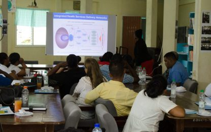 Integrated Health Service Delivery Network introduced to Reg. 7