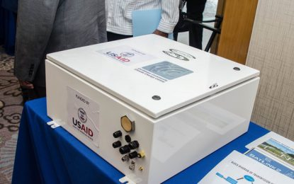 21 Automatic Weather Stations received