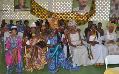 9th Ghana Day – resuscitating African Culture
