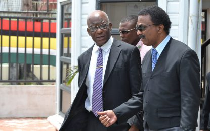 Govt wraps up presentation in Court of Appeal
