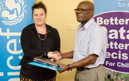 UNICEF donates $30M in survey supplies to Bureau of Statistics