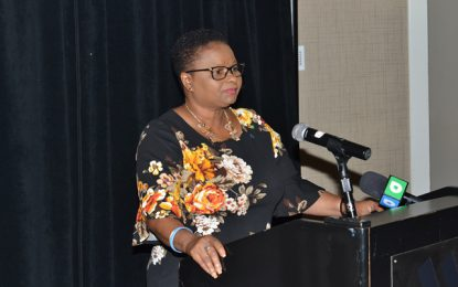 'Strong Leadership' advocated – Min. Lawrence opens discussion on fight against diabetes