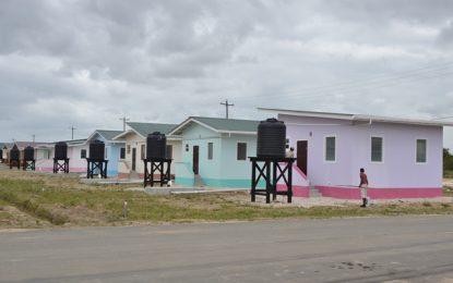 Model homes at Prospect