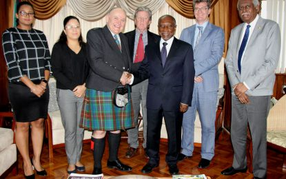 Georgetown and Aberdeen sign historic MOU