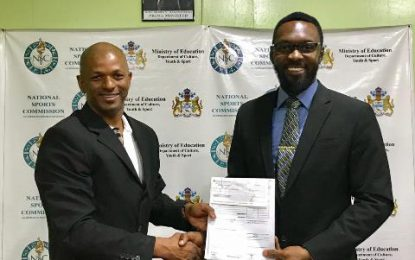 National Sports Commission support of the 61st Senior Caribbean Table Tennis Championships