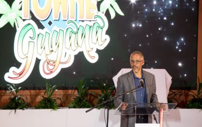 Govt welcomes opening of Movie Towne Guyana