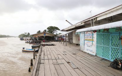 Rehabilitation of Charity Wharf a priority
