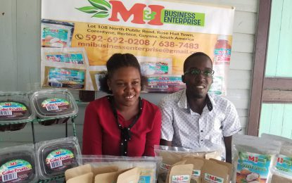 21-year-old agro-processor reaping rewards