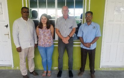 Reg. 3 RDC, NDCs consulted on new Vreed-en-Hoop Stelling