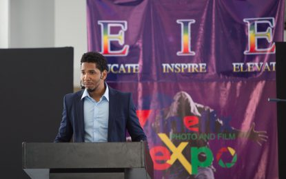 Guyana's first photo and film expo