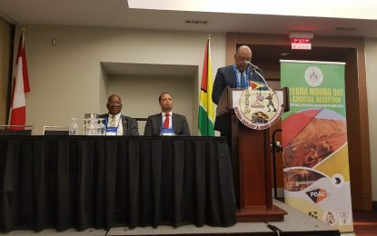 Minister of Natural Resources attends 4th Annual Mines Ministers Summit in Toronto, Canada