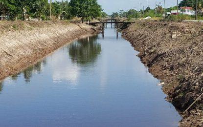 No more flooding for Parika Backdam