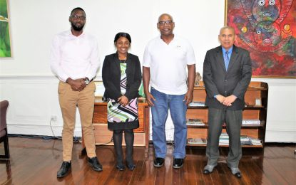 Min. Norton discusses support for Queen's College