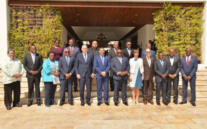 CARICOM updated on developments on Guyana/Venezuela controversy