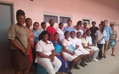 'Zero Maternal Death' training in Linden