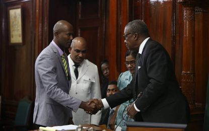 New MPs sworn in