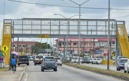 Vandalised overpasses repaired, citizens urged to report unlawful activities