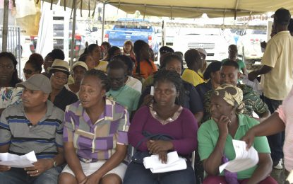 House lots allocated at successful outreach in Reg. 5