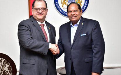 PM receives UN Assistant Secretary-General