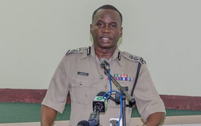 """Up your game"" – Top Cop urges ranks undergoing training"