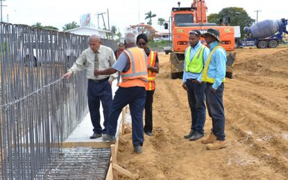 Berbice synthetic track to be complete by year-end