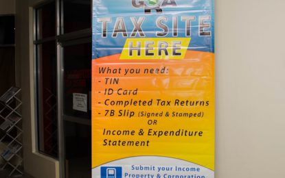 Four Tax Sites launched