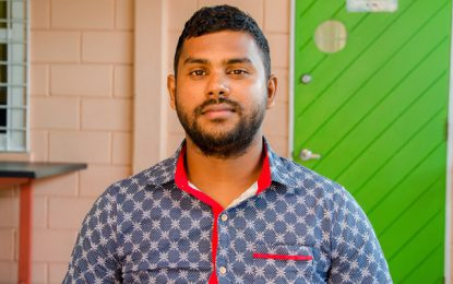 'I took my first step in nine years' – Uttamkumar Isurdeen