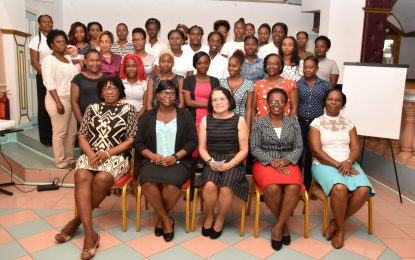 26 to receive BIT certification in Early Childhood development