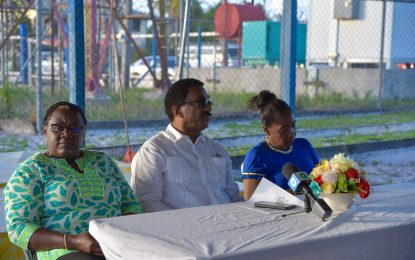 Ministers meet Amelia's Ward residents, address issues