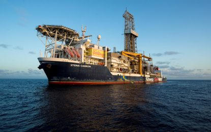 ExxonMobil contracts 4th drillship