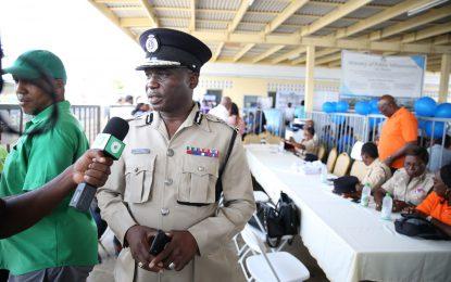 No security threats at outreaches – Top Cop