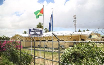 Surgical wards, ICU on stream for Mahaicony Hospital