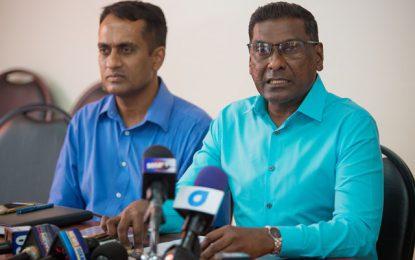 Tests on Guyana Manganese Inc. workers rule out possible swine flu, H1N1