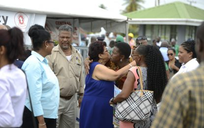 'Do the comparison' – Min. Ally urges Guyanese