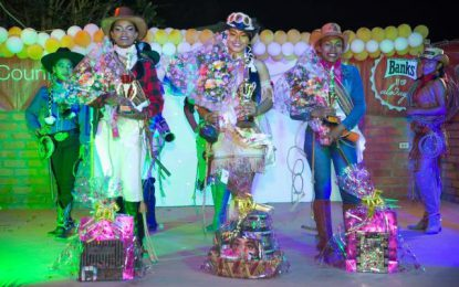 Miss Rupununi Rodeo 2019 does Surama proud