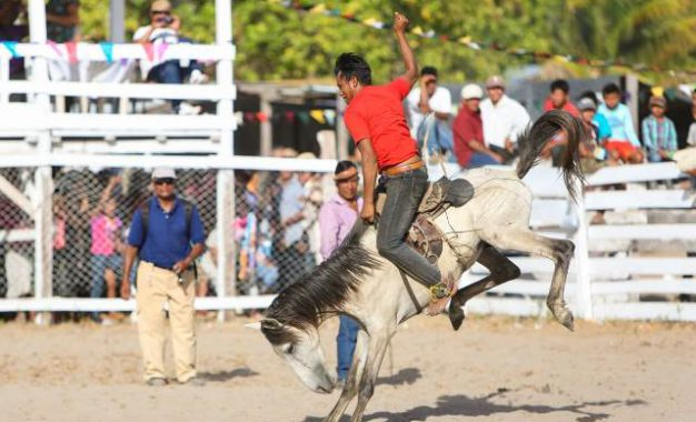 Sand Creek Rodeo – a growing Rupununi attraction