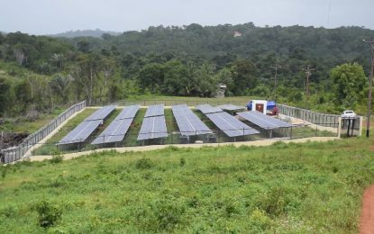 $565M Solar Farm to provide Lethem with a more stable source of electricity