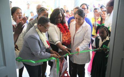$14M Plegt Anker health centre commissioned