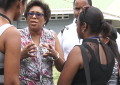Min. Hughes resolves Berbicans' issues at outreach