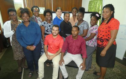 Linden Teachers trained to strengthen health clubs