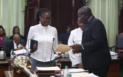 """I am ready to work"" – Public Service Minister-designate"