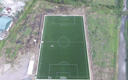 First FIFA Forward Project commissioned