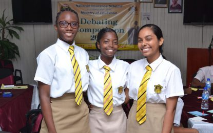 QC Wins NIS debating competition semi-finals