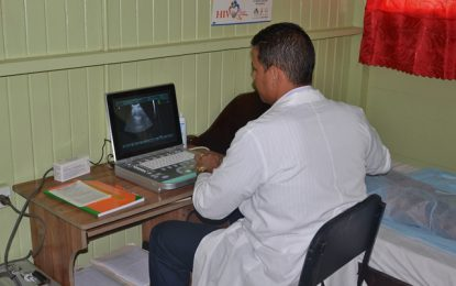 Ultrasounds now offered free at Port Mourant Hospital