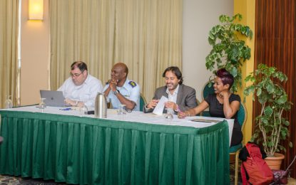 CDC hosts Disaster Risk Management Stakeholders Workshop