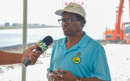 $300M allocated for drainage works in Georgetown